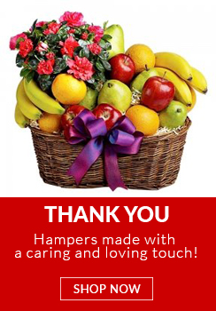 Fruit Hampers in London