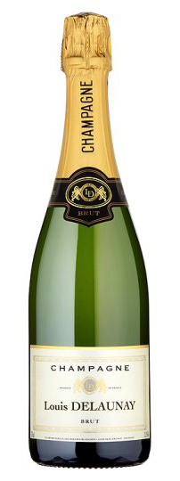 Louis Delaunay Champagne Brut NV 75Cl