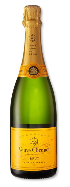 Veuve Clicquot Brut Yellow Label Champagne 75Cl